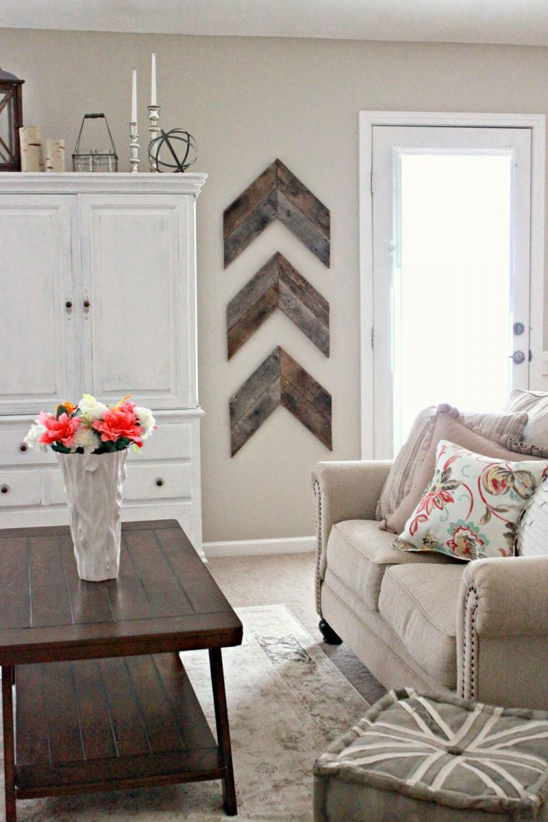 27 Rustic Wall Decor Ideas to Turn Shabby into Fabulous