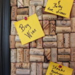 DIY Cork Memo Board