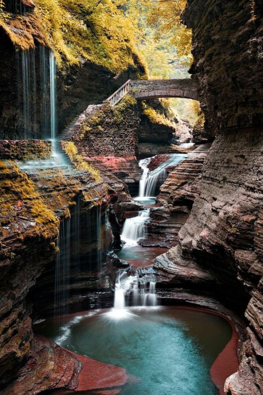 10 Secret Places in America That Most Tourists Don't Know About