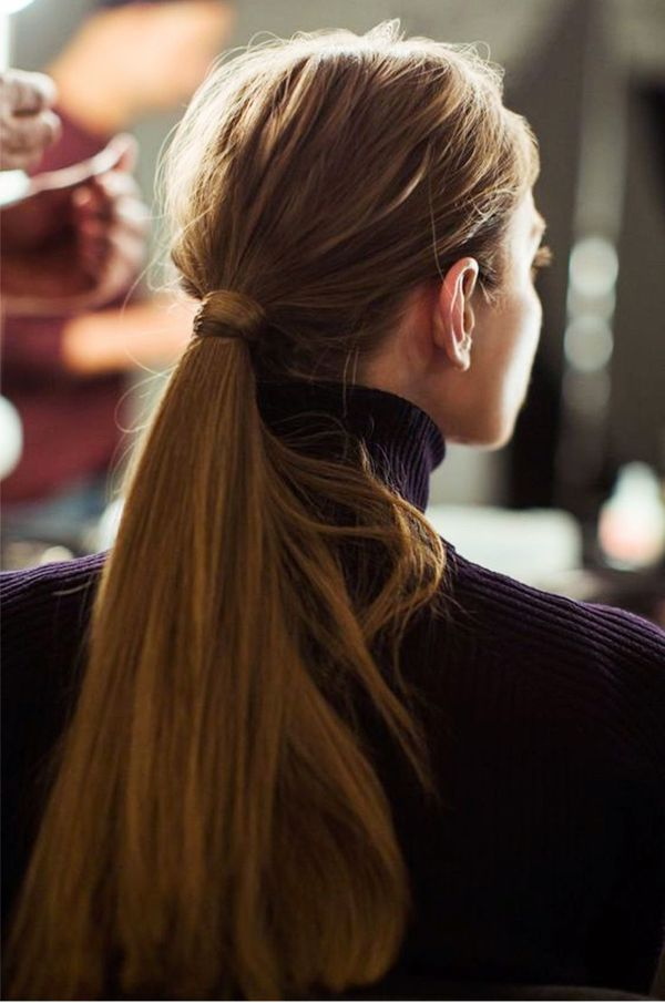 9 5-Minute Hairstyles for Long Hair