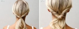 100 Quick Hairstyle Tutorials For Office Women