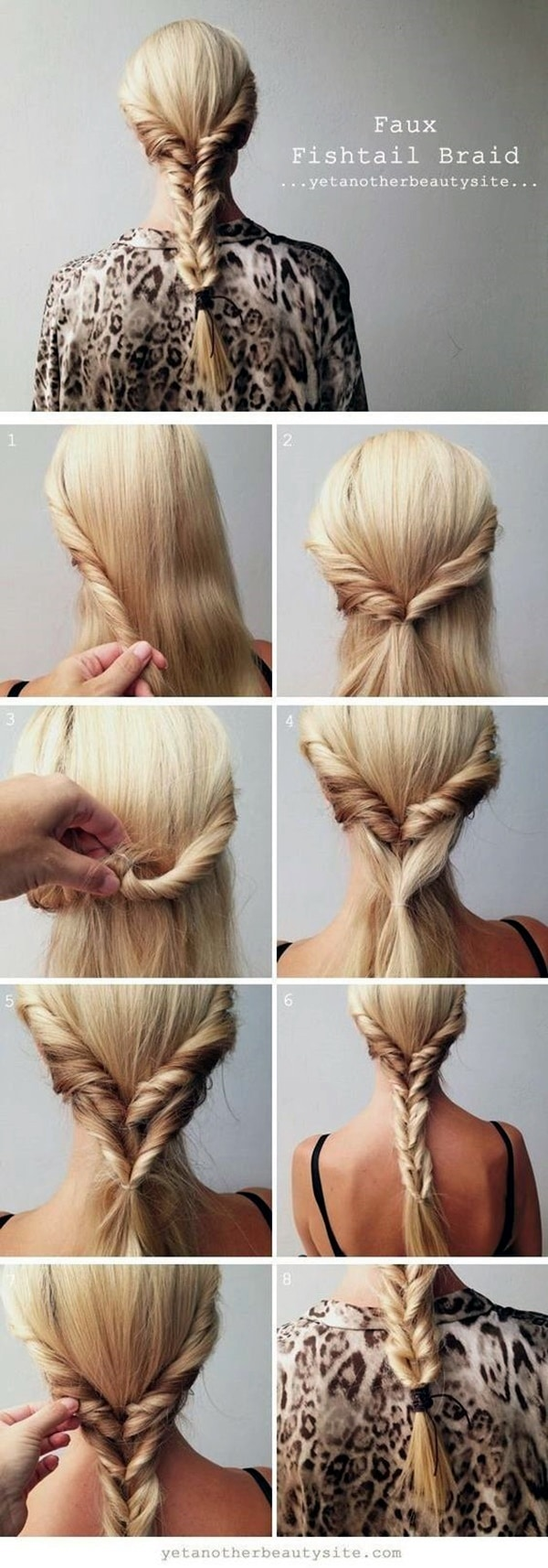 99 Quick Hairstyle Tutorials For Office Women